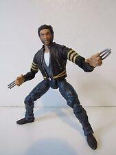 "Marvel Legends X2 Movie Super Poseable Battle Attack Logan Wolverine 6"" Figure"