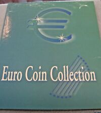 Euro Coin Collection- First Commemorative Mint with extra 3 coin set-COA