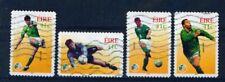 IRELAND - 2002 Football Self Adhesive Set of 4 Used