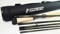 "Sage Sonic 7136-6 Spey Rod - 13'6"" - 7wt - 6 piece - NEW - Free Fly Line"
