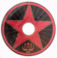 Guns & Roses Chinese democracy GN'R Axl Rose Music CD DISC ONLY in Sleeve