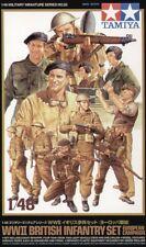 Tamiya 1/48 Infanterie Britannique Europe # 32526