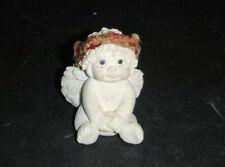 Dreamsicles Figurine smiling cherub signed