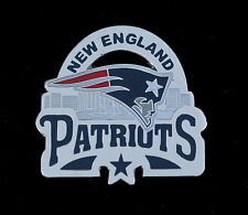 LICENSED New England Patriots Lapel Hat Pin NFL 2015 Super Bowl Seahawks GIFT