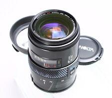 MINOLTA MAXXUM 28-85MM F/3.5-4.5 AF ZOOM LENS W/ CAPS - SONY A MOUNT - EX+