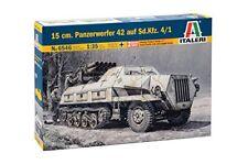 Italeri 1 3 5 Panzerwerfer 42 Mulo Halbk
