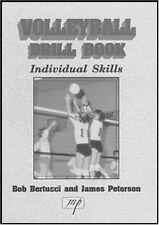 Volleyball Drill Book: Individual Skills