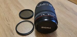 Sigma 28 - 300 Zoom lens (with 2 filters)
