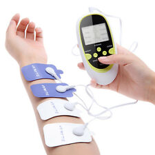 Multi-functional dual output slimming tens massager digital electrotherapy