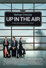 UP IN THE AIR MOVIE POSTER 2 Sided ORIGINAL FINAL 27x40 GEORGE CLOONEY