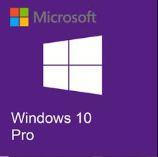 ✅Windows 10 Pro 32/64-Bit Oem Aktivierung Lizenzschlüssel🔑SCHNELLE LIEFERUNG🔑