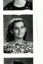 NELLY FURTADO School Yearbook
