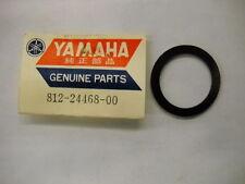 New Genuine Yamaha OEM 812-24468-00-00 Rubber Gasket Flat O-Ring