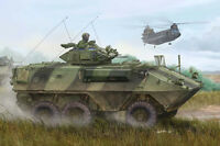 Trumpeter 01502 1/35 Canadian AVGP Grizzly (Early)