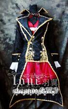a-207  Gr. XL VOCALOID MEIKO SAKINE Cosplay Kostüm GOTHIC KLeid dress costume