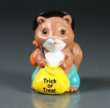 1990 Hallmark Merry Miniature Squirrel Hobo