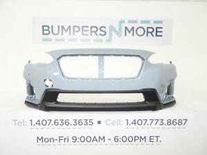 OEM 2018-2020 Subaru Crosstrek Base/Premium/Limited/Hybrid Front Bumper Cover