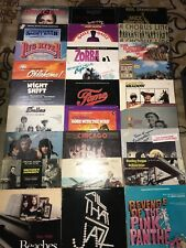 Moviie Soundtrack Lp Lot Of 50 Records OST Broadway Theatre