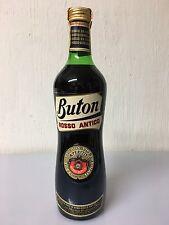 Buton Rosso Antico Aperitivo Vini Pregiati Stab. Aprilia  75cl  17%vol Vintage