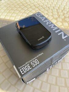 Garmin Edge 530 GPS Cycling Computer.  New!