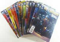 WildStorm WETWORKS (2006-10) #1 1 3-13 15 VF to VF/NM LOT Ships FREE!