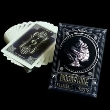 Midnight Moonshine Deck by uspcc and Enigma Ltd. poker jeu de cartes