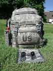 FULLY LOADED US Army Military ACU 3 Days MOLLE ASSAULT Back PACK Ruck Sack USGI