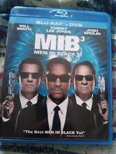 Men In Black 3 bluray + DVD