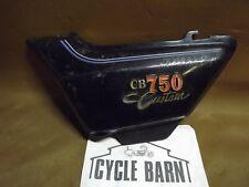 1981 Honda CB750 Custom Left Side Cover #83700-425F