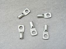 lot 5 cosse tubulaire 1,5 mm² trou M2,5  cuivre etamé