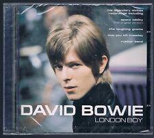 DAVID BOWIE LONDON BOY CD SIGILLATO!!!