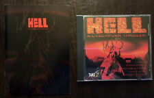 3DO HELL- TAKE 2 INTERACTIVE- COMPLETE,TESTED,AND IN EXCELLENT CONDITION!