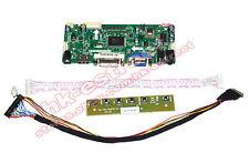 HDMI+DVI+VGA LCD Controller Board for 1600X900 Laptop LED Screen DIY Monitor@USA