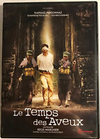 Le Temps Des Aveux DVD starring Raphael Personnaz, THIS IS AN ALL REGION PAL DVD