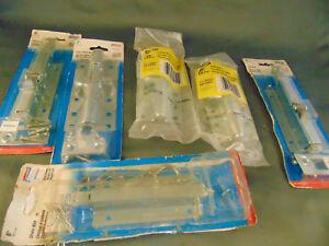 3 Stanley Barrel Bolts 77-30002 SP1085 foot bolt N151-027 V630 chain bolt N150-7