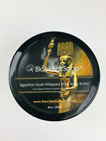 Shea Butter Whipped Egyptian Musk Body Butter  8oz ALL NATURAL NON-GREASY