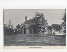 Mark Cross Church Sussex Vintage Postcard AH Homewood 768a