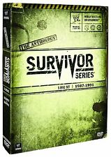 NEW - WWE: Survivor Series Anthology, Vol. 1 - 1987-1991