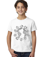 Children Around the World Shirt (unisex style for boys and girls)