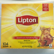 Lipton Tea Bags, Black Tea 104 ct.