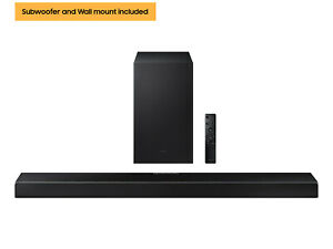 Samsung HW-Q600A 3.1.2-Channel Sound Bar w/ Wireless Subwoofer, Dolby Atmos