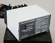 Power Sonic Psc-124000 12V 4A Automatic Battery Charger Free Shipping