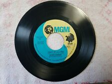 MARIE OSMOND PAPER ROSES 45 RPM VINYL RECORD 1973 MGM RECORDS