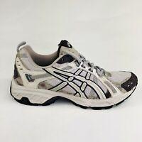 Asics Gel Enduro Trail 4 Womens Size 8 Purple Grey White Running Shoes TN8E9
