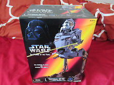 Star Wars POTF Imperial AT-ST( Scout Walker ) 1995 New
