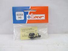 2 Stück ROCO Spur H0 40280 Kurzkupplungen mit Vorentkupplung top! OVP