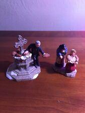 Dept 56 Dickens Village The Charitable Vicar