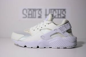 Women's Nike Air Huarache White/Ivory [634835-108] [Size 6 - 10]