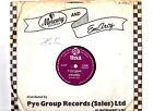 "LONNIE DONEGAN.MY DIXIE DARLING / I'M JUST A ROLLIN' STONE.UK ORIG ""1957"" 78 RPM"