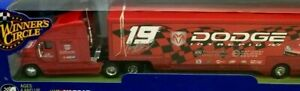 Winner's Circle 1/64 Dodge #19 Casey Atwood Trailer Rig Tractor Trailer (T10